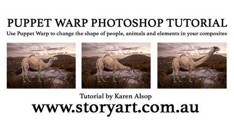 Puppet Linux Tutorial Youtube | puppet warp photoshop cc tutorial youtube