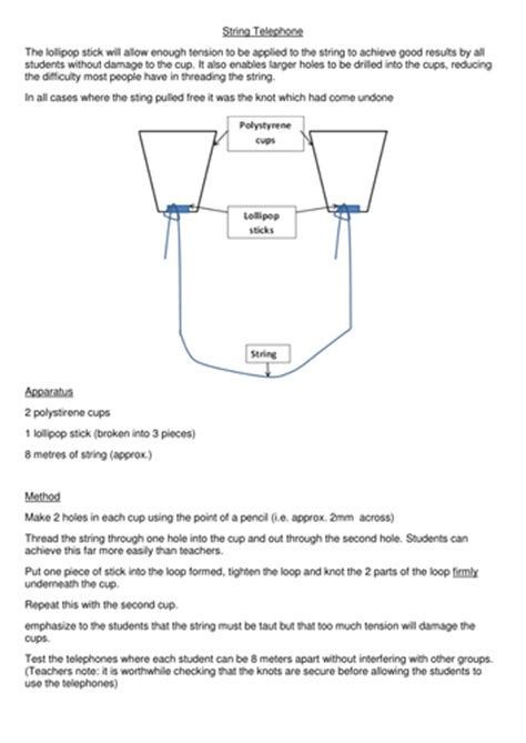 String Worksheets - a string print by artaway teaching resources tes
