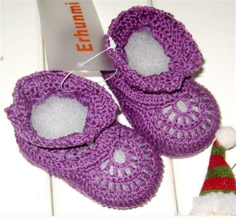 muestras de zapatitos de tejido imagui zapatos tejidos en lana imagui