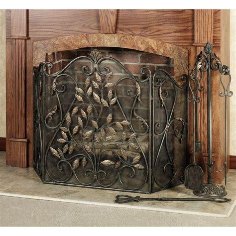 wooden fireplace screen best 25 decorative fireplace screens ideas on