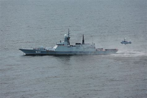 russian corvettes eye catching photos of state of the russian corvette