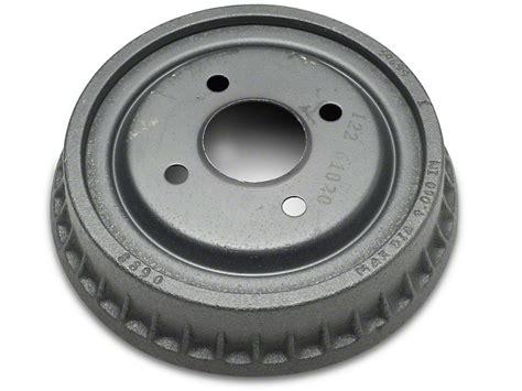 Power Beat Drum Thronekursi Drum Braced opr mustang replacement rear drum 4 lug 53208 87 93 5