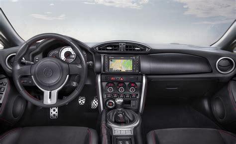 Interior Toyota 86 Car And Driver
