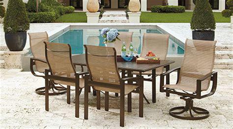 winston aluminum patio furniture winston 174 aluminum furniture patio land usa