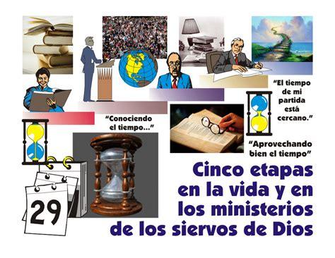 padre cancelado los hijos de dios predicacion tema cinco etapas en la vida y los ministerios de los serivos