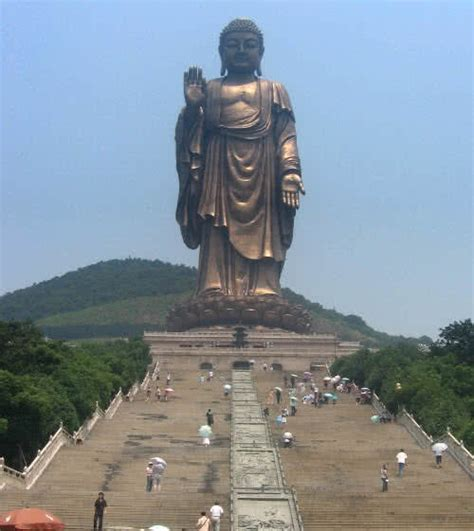 top 10 tallest statues in the world the mysterious world