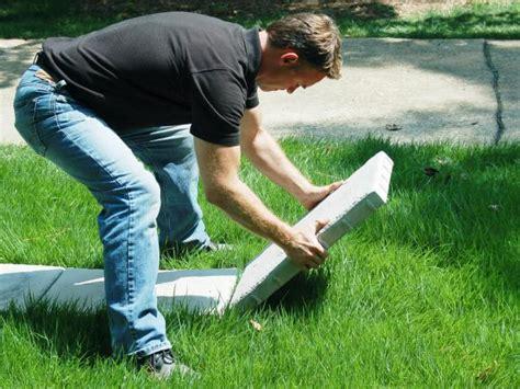building  paver patio  tos diy
