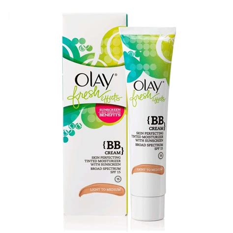 Olay Fresh Effect fresh effects bb skin perfecting tinted