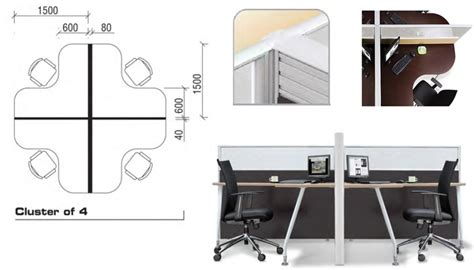 office system furniture singapore modular office
