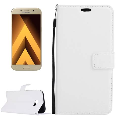 Flip Wallet Samsung Galaxy A3 2017 A320 Leather Cover for samsung galaxy a3 2017 a320 texture
