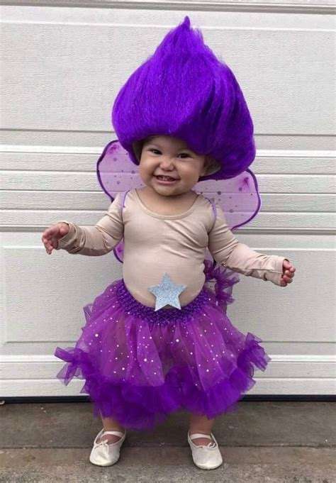 Best Halloween Home Decorations by Diy Troll Doll Costume For Kids Crafty Morning