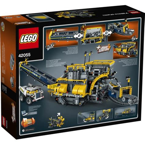 lego technic wheel excavator lego 174 technic wheel excavator mr toys toyworld