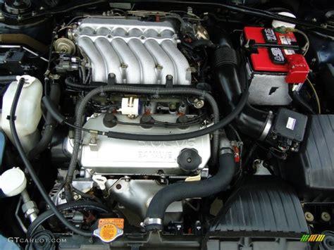 automotive service manuals 2004 mitsubishi eclipse engine control 2004 mitsubishi eclipse spyder gt 3 0 liter sohc 24 valve v6 engine photo 50469577 gtcarlot com