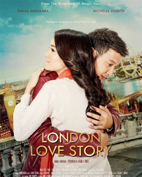film london love story michelle ziudith syuting london love story michele ziudith nyaman didekat