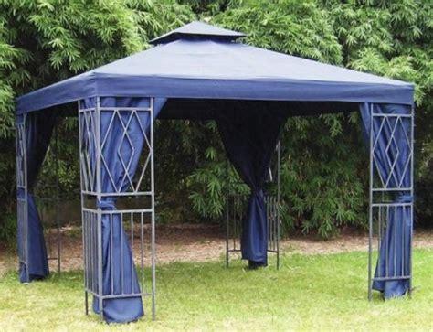 pavillon seitenteile 3x3 alu pavillon seitenteile 3x3 blau aluminium pavillion ebay