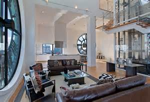 nyc apartment clock tower triplex apartment in new york