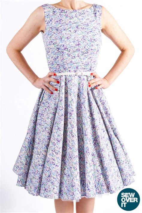 dress betty sew it betty dress pattern beautiful retro style