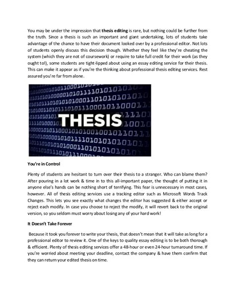 phd thesis editing thesis editing services 2 go