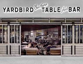 gourmet detective yardbird southern table bar is