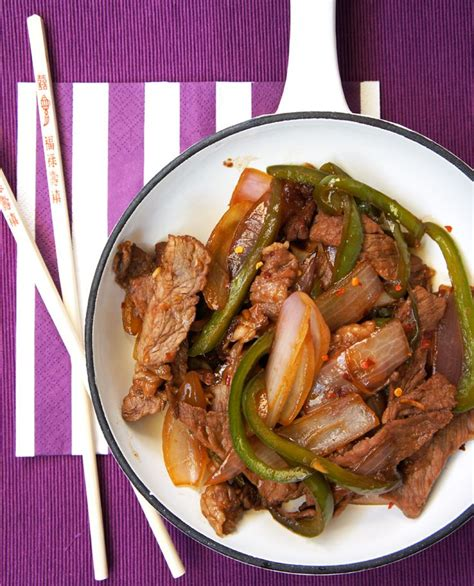 Beef Steak Spicy Rice this korean dish is simple made with just steak onions peppers and soy sauce put some