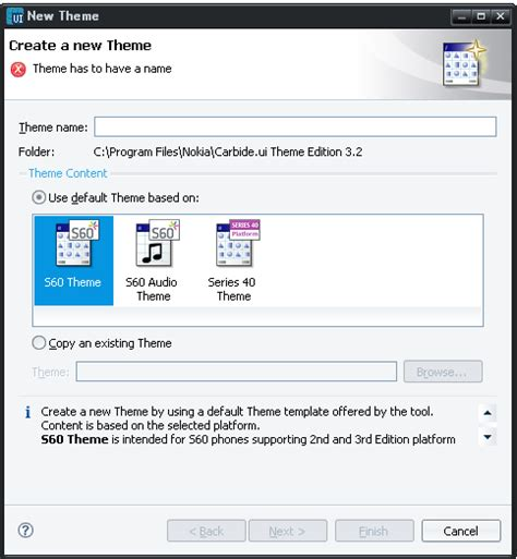 theme maker in mobile9 nokia theme creator mobile9 forum
