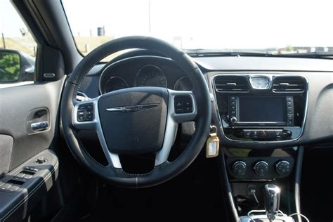 2012 Chrysler 200 Interior by 2012 Chrysler 200s Review Web2carz