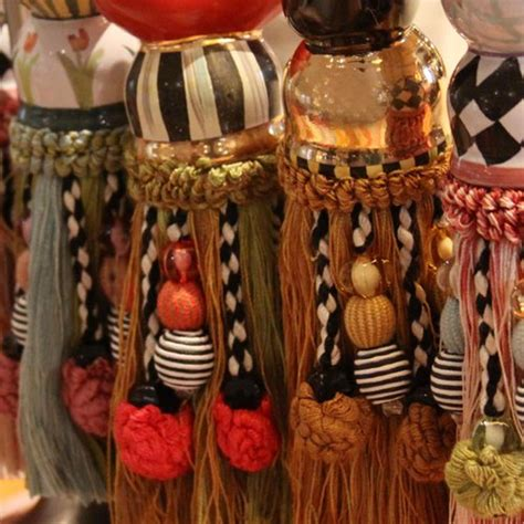 home decor tassels tassels and more tassels