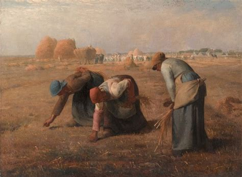 angelus paint netherlands the gleaners
