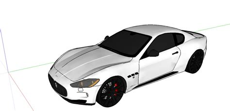 cars model file sketchup car model png