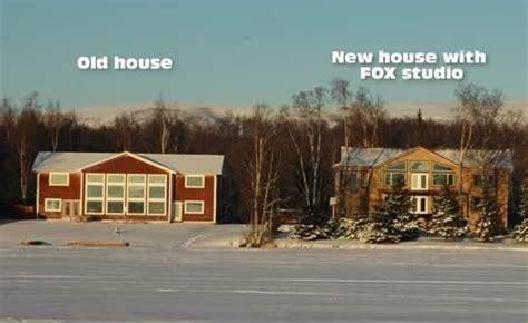 sarah palin house sarah palin s home in wasilla ak alaska aerial views of cities i