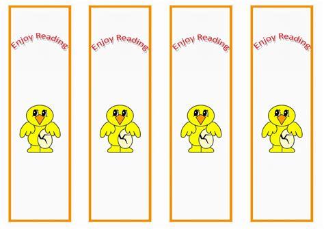 printable birthday bookmarks animals bookmarks birthday printable