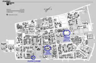 Penn State University Campus Map by Penn State Campus Map