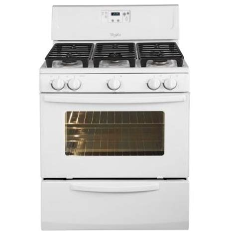 4 4 cu ft gas range in white