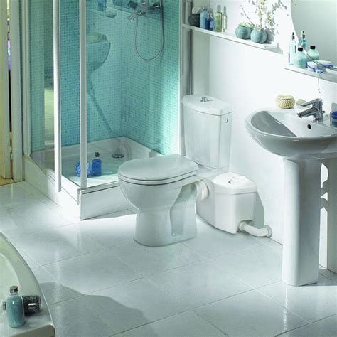 Bathroom Macerator System by Saniflo Saniplus Waste Macerator 1003 For Your Bathroom