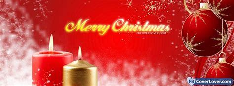 merry christmas candles holidays  celebrations facebook cover maker fbcoverlovercom