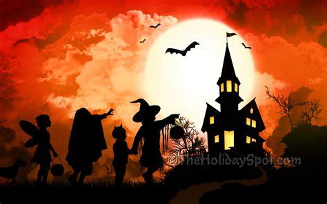 happy halloween wallpapers  mobile desktop iphone