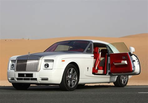 Rolls Royce Phantom Coupe Shaheen Special Edition Photos