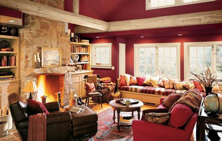 rustic orange living room rustic decorating ideas for living rooms house experience