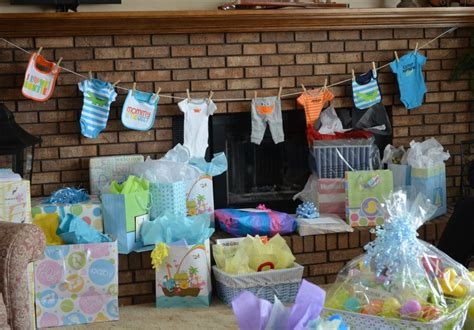 baby shower decoration easy and useful