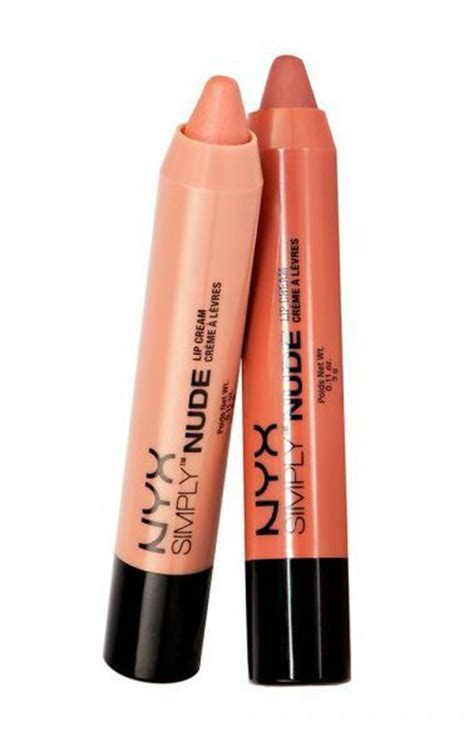 Lipstik Nyx Crayon shops lip colors and colors on