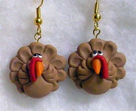 christmas earrings adults polymer clay thanksgiving craft projects for adults family net guide to family