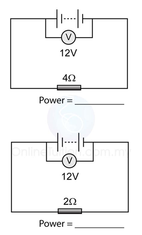 how to calculate resistor power dissipation how to calculate power dissipated by resistor 28 images how to find power dissipation of a