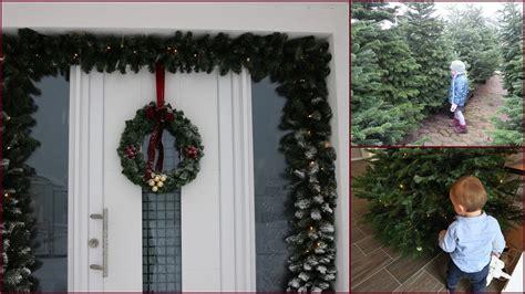 Deko Zu Hause by Haus Deko Zu Weihnachten Tannenbaum Kauf Mit Kindern