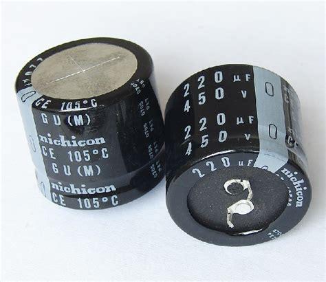 nichicon capacitors gu nichicon capacitors gu 28 images 2pcs nichicon 3300uf 80v gu 25x45mm electrolytic capacitor