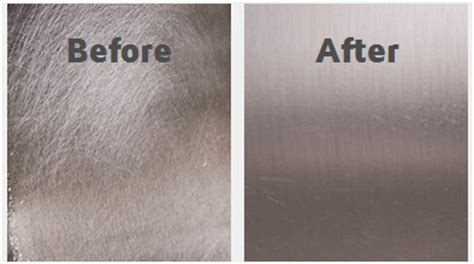 remove scratches from stainless steel the scimark report steel new
