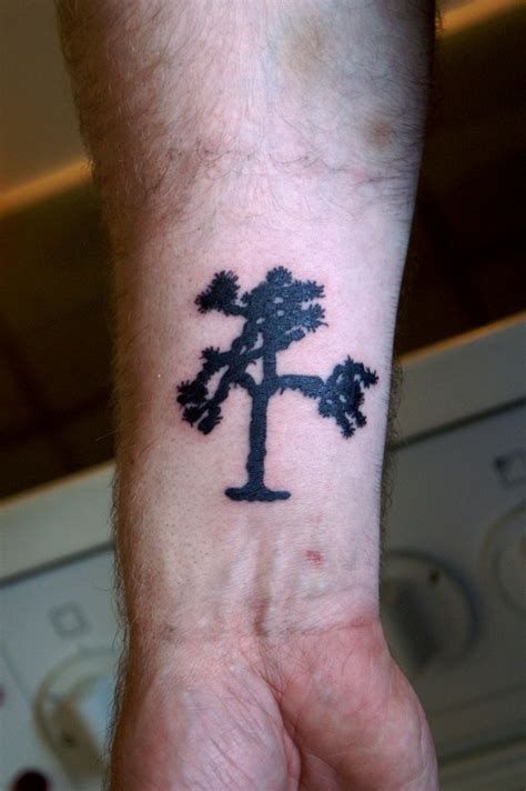 joshua tree tattoo joshua tree inkling