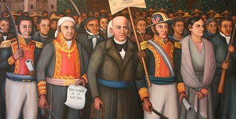 imagenes a blanco y negro de la independencia personajes de la independencia de mexico