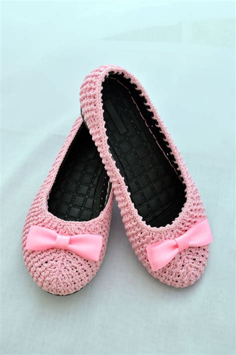Sepatu Balet Rajutan sepatu rajut cover quot wooley quot minat bisa pm rajutan