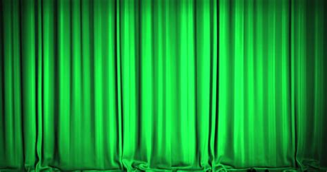 a curtain of green green stage curtains www pixshark com images galleries