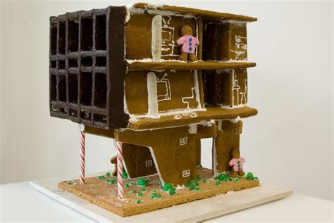 Bread Houses by Gingerbread Houses Vancouver Style Loud Murmurs